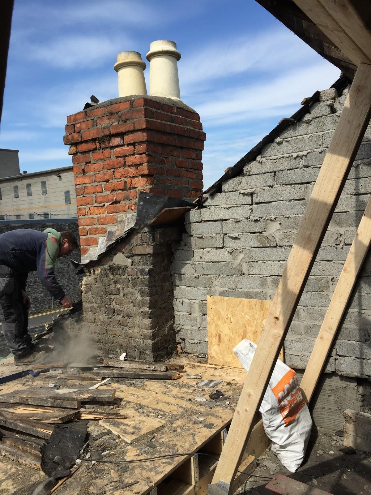 No more roof