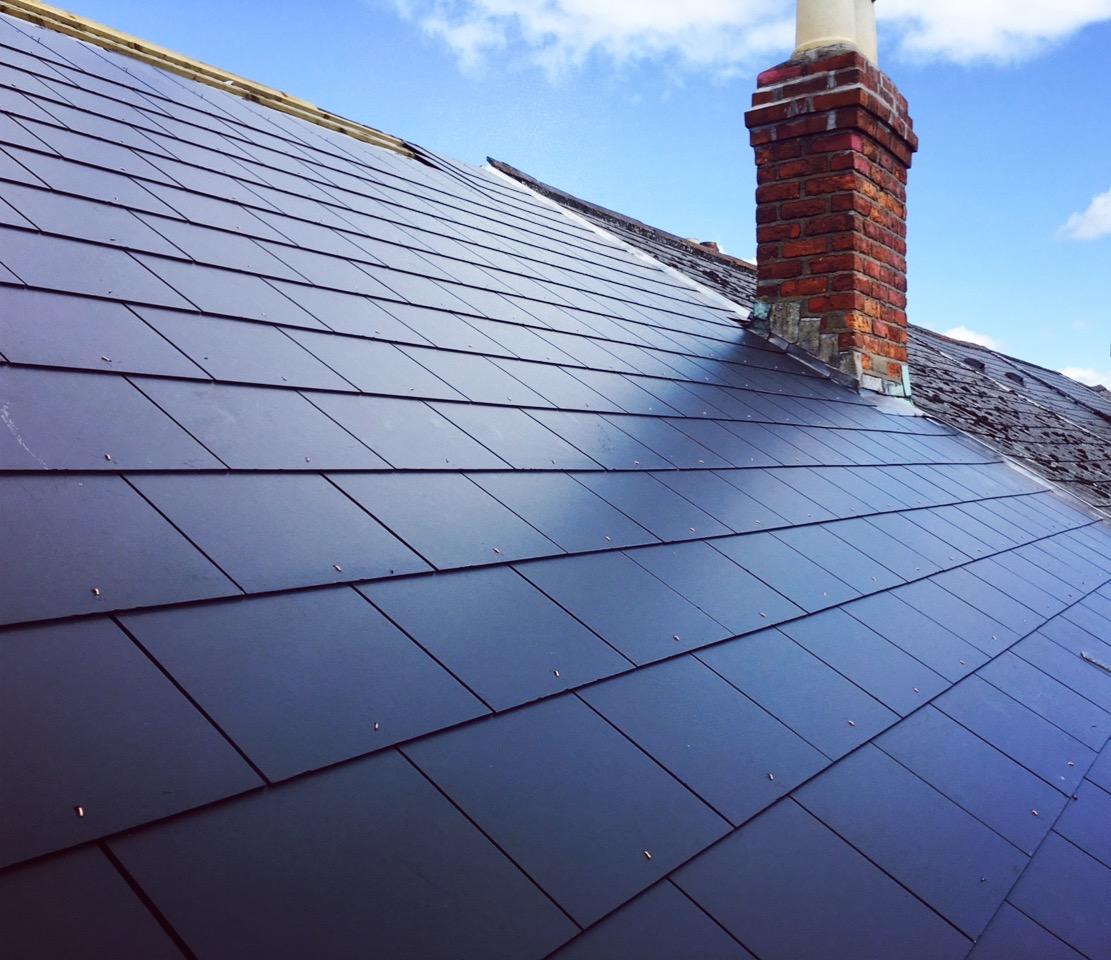 Shiny New Roof