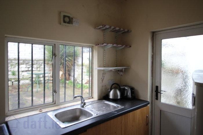 Original Kitchen in House