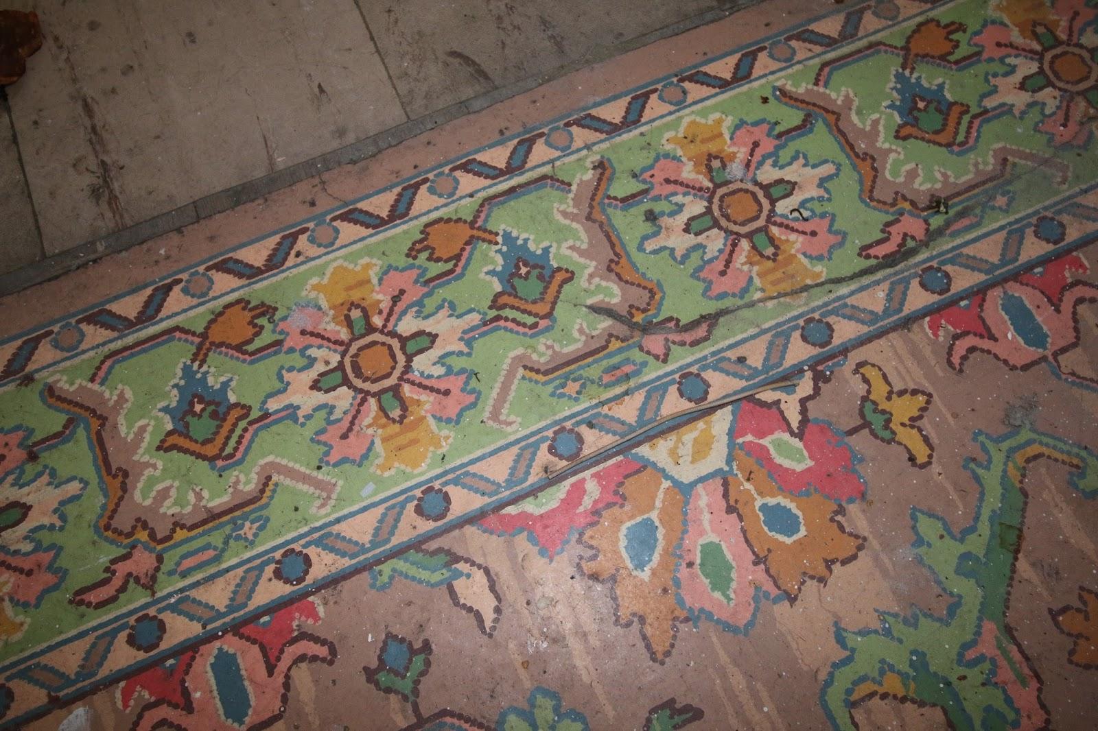 Interesting Floor Covering