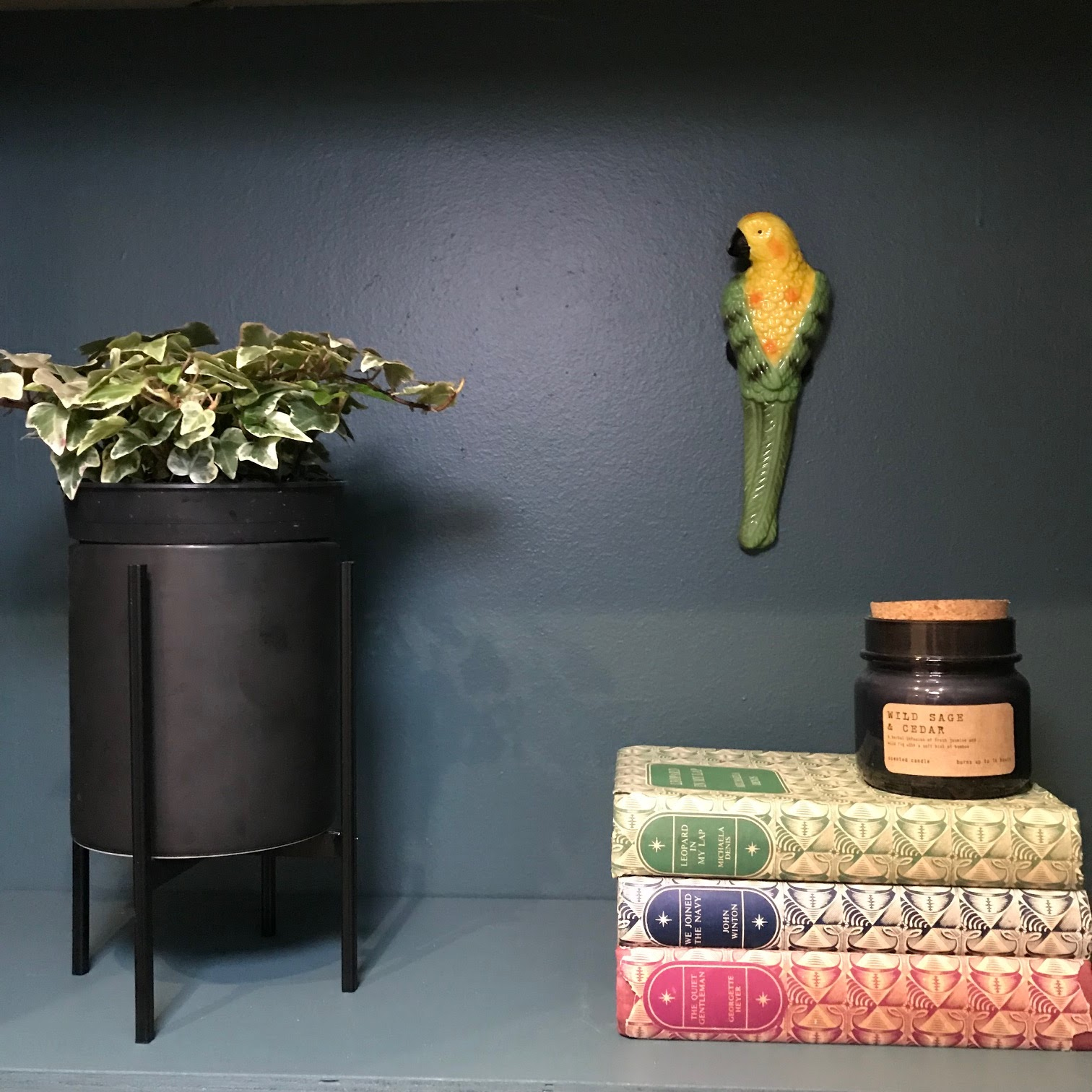 Little touches can change a room