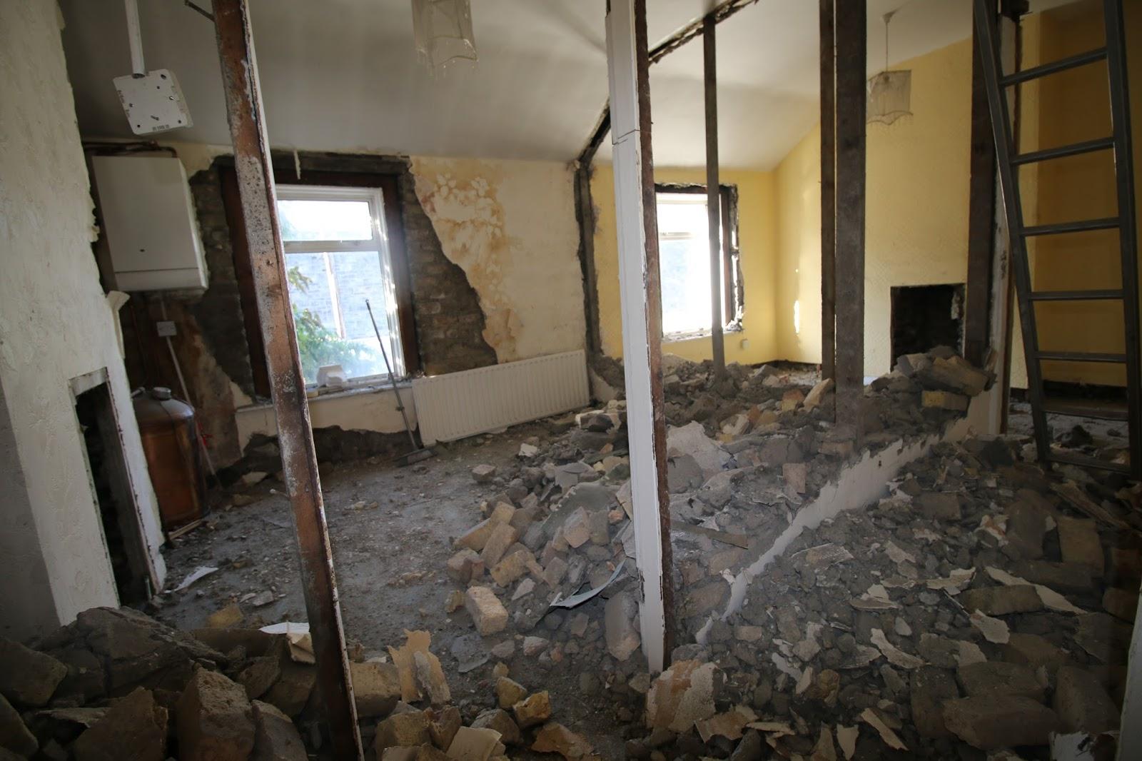 Bedrooms upstairs 2016