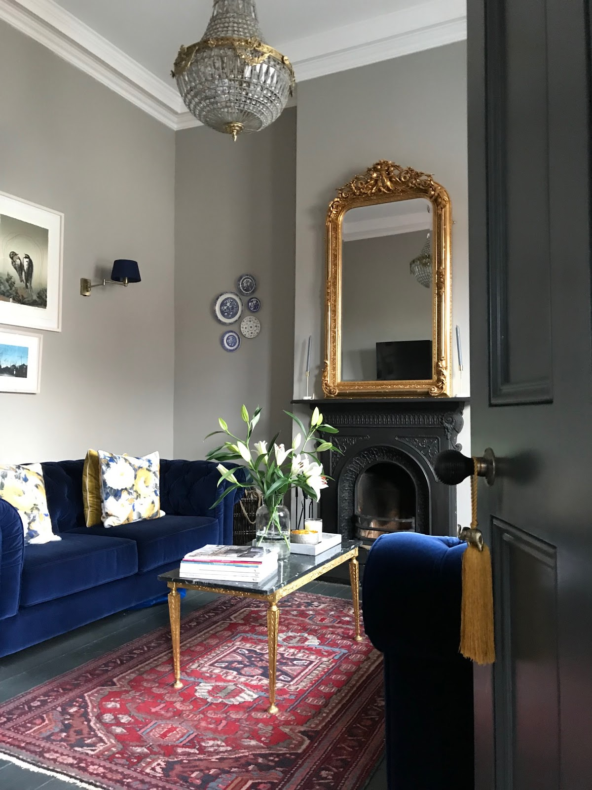 Finished front room 2018