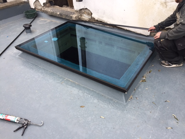 Tinted & Toughened Glass